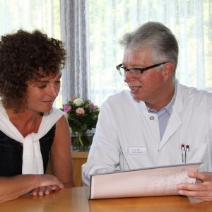Arztgespräch Rehakliniken Bad Waldsee