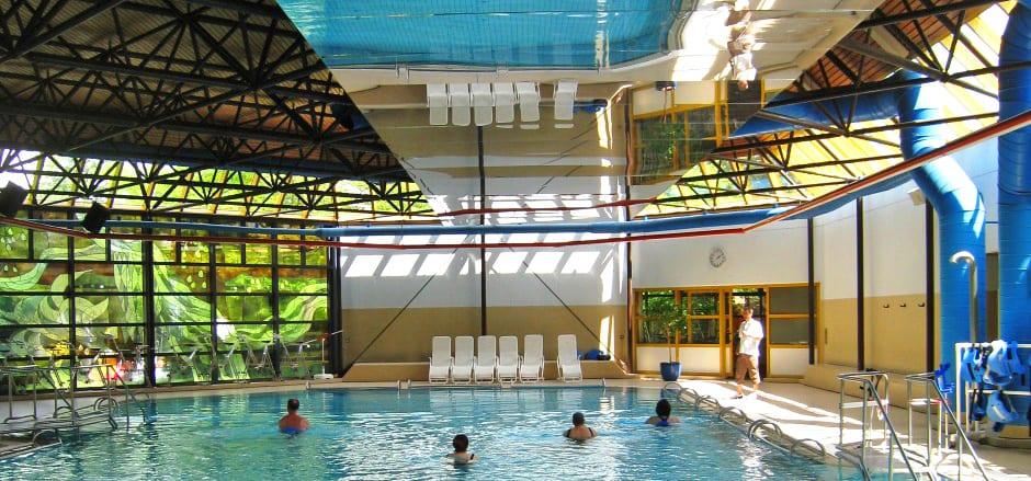 Schwimmhalle im Maximilianbad