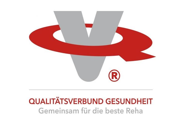 Logo Siegel Qualitätsverbund Gesundheit