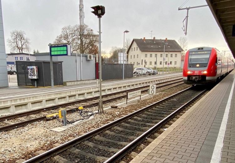 Anreise mit der Bahn nach Bad Waldsee