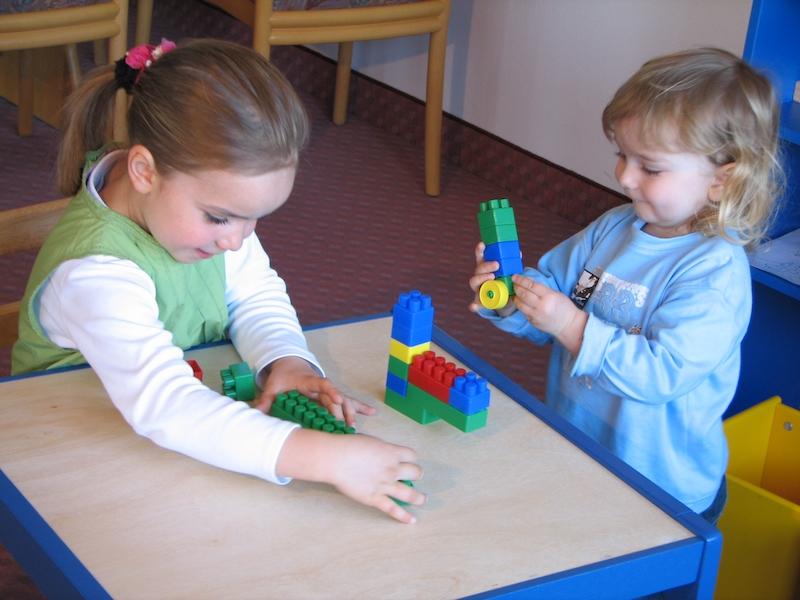 Kinderbetreuung während der Reha